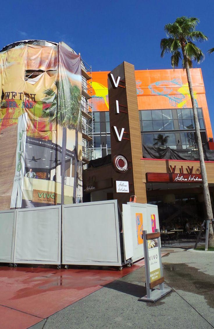 Review Vivo Italian Kitchen At Universal Orlando Citywalk