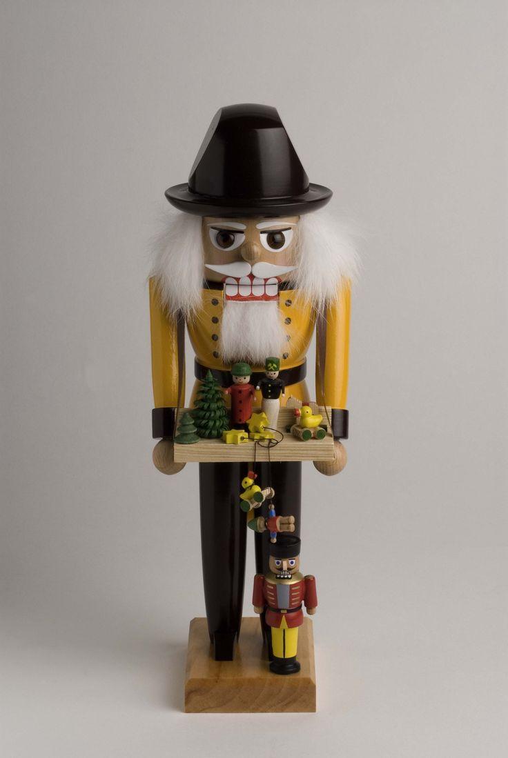 German christmas decorations wooden - German Nutcracker