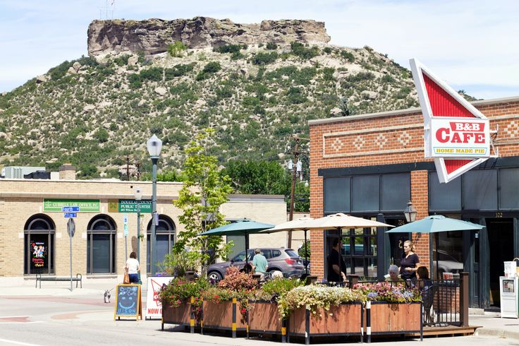 Castle Rock, Colorado is No. 4 on MONEY's #BestPlaces to Live in America list for 2014. Less than 20 miles from Denver, the town has more than 5,000 acres of open space.
