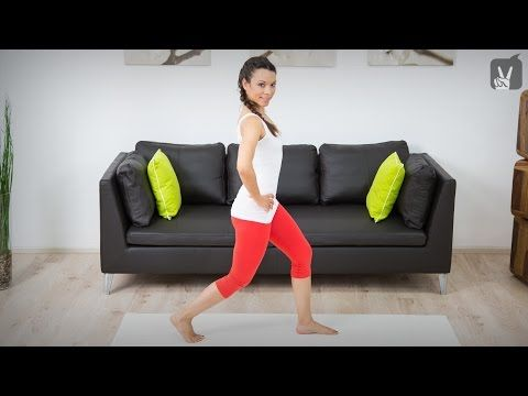 Pilates After Birth: Das Workout zur Rückbildung nach der Geburt - YouTube