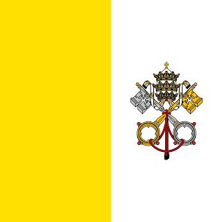 Imagehub: Vatican City (Holy See) Flag HD Free Download