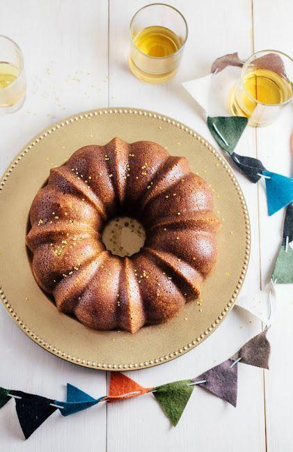 Kentucky Bourbon Butter Cake (Redux Recipe)
