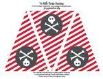 free printable...pirate party @Kristi Balog FossPirates Printables, Printables Pirates, Pirates Birthday, Pirates Parties, Pirate Birthday Parties, Banners Free, Design Bags, Pirates Banners, Free Printables