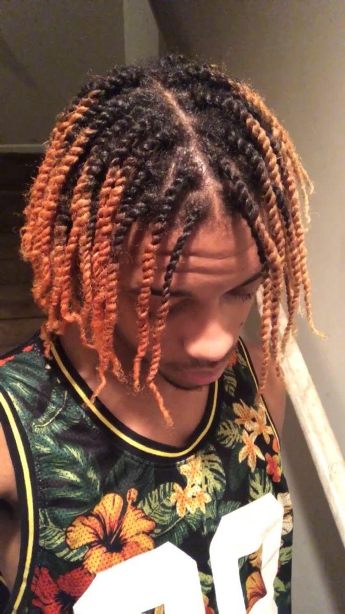 Pin On Black Men Hairstyles Lightskin Narut0