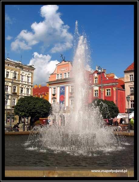 WALBRZYCH - Centre