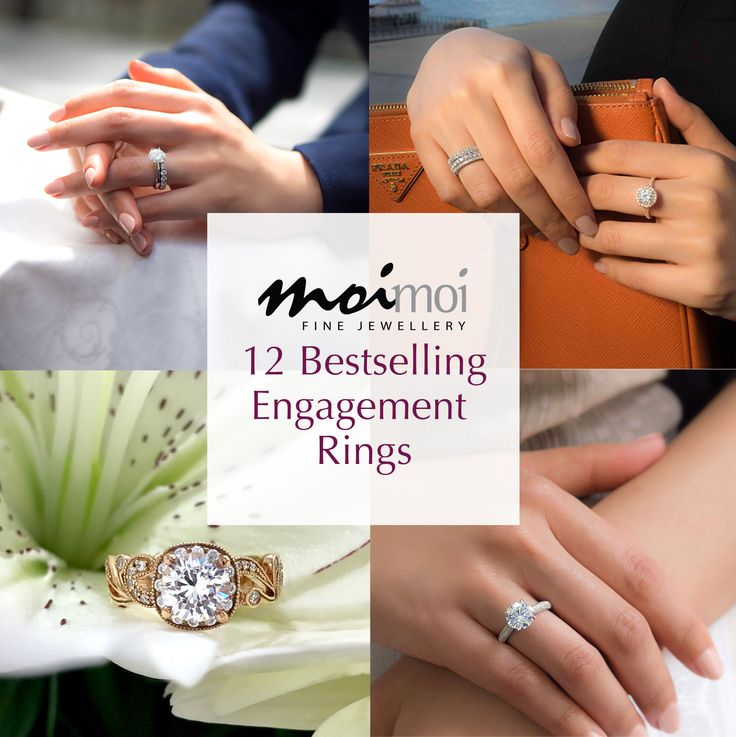 Top 12 Engagement Rings of the Past 12 years