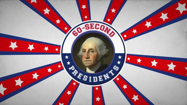 Learn about past U.S. presidents in just 60 seconds each with these profiles found on pbslearningmedia.org.