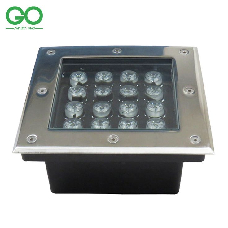 LED Underground Lights 3W 4W 5W 6W 9W 12W 16W 24W 36W Square Inground Deck Wall Garden Path Buried F-  Item Type: Underground Lamps  Power Source: DC  Certification: CQC,CE,RoHS,EMC,LVD,CCC  Body Material: Aluminum  Warranty: 3 years  Features: LED Square Underground Lamps  Light Source: LED Bulbs  Brand Name: JIN ZHI YANG GO  Base Type: Wedge  Is Bulbs Included: Yes  Is Dimmable: No  Voltage: 12V  Usage: Industrial  Protection Level: IP67  Model Number: GO-SUG-3W 4W 5W 6W 9W 12W 16W 24W 36W…