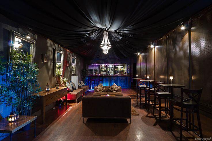 Rah Bar, South Yarra, VIC. Function Room hire photo #1