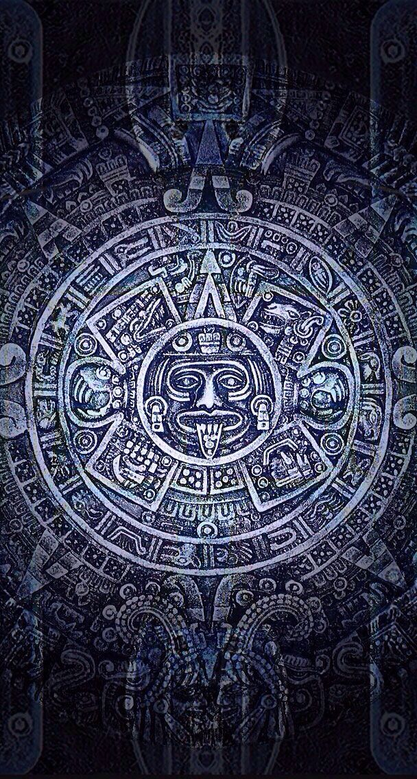 35 best chicano aztec pictures art images on pinterest for Aztec mural tattoos