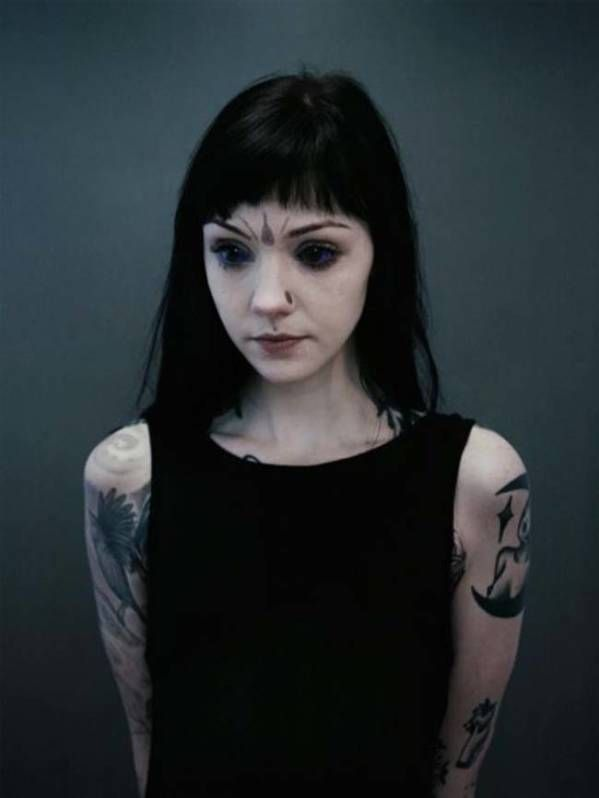Eyeball Tattoos Are a Bizarre and Disturbing New Trend