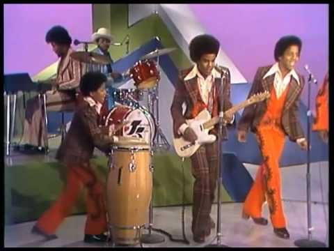 Dancing Machine - The Jackson 5 (High Quality) THEN... I met Michael.