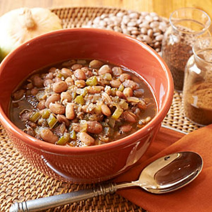 how to soak pinto beans for chili