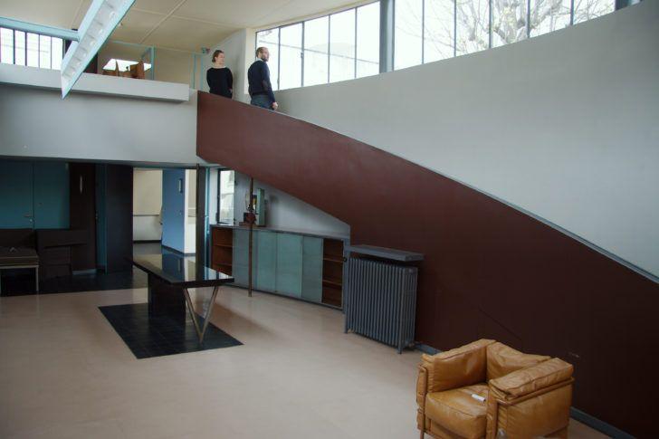 interior design:Le Corbusier Le Corbusier Villa Roche Salon ...