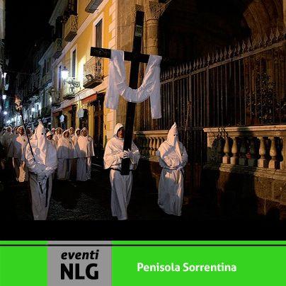 Come ogni anno, durante la settimana Santa, la penisola Sorrentina vive l'evento…