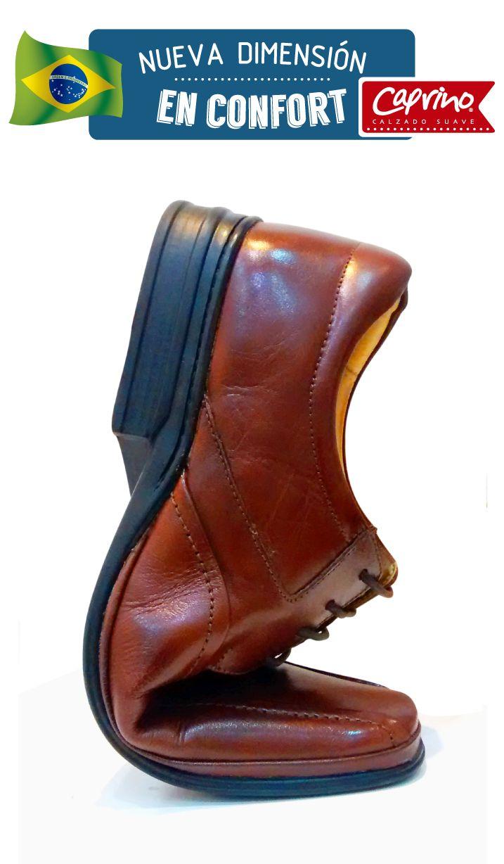 ---> La tecnología e innovación brasilera respaldada por la tradición y calidad de Calzado Caprino en la industria. <---