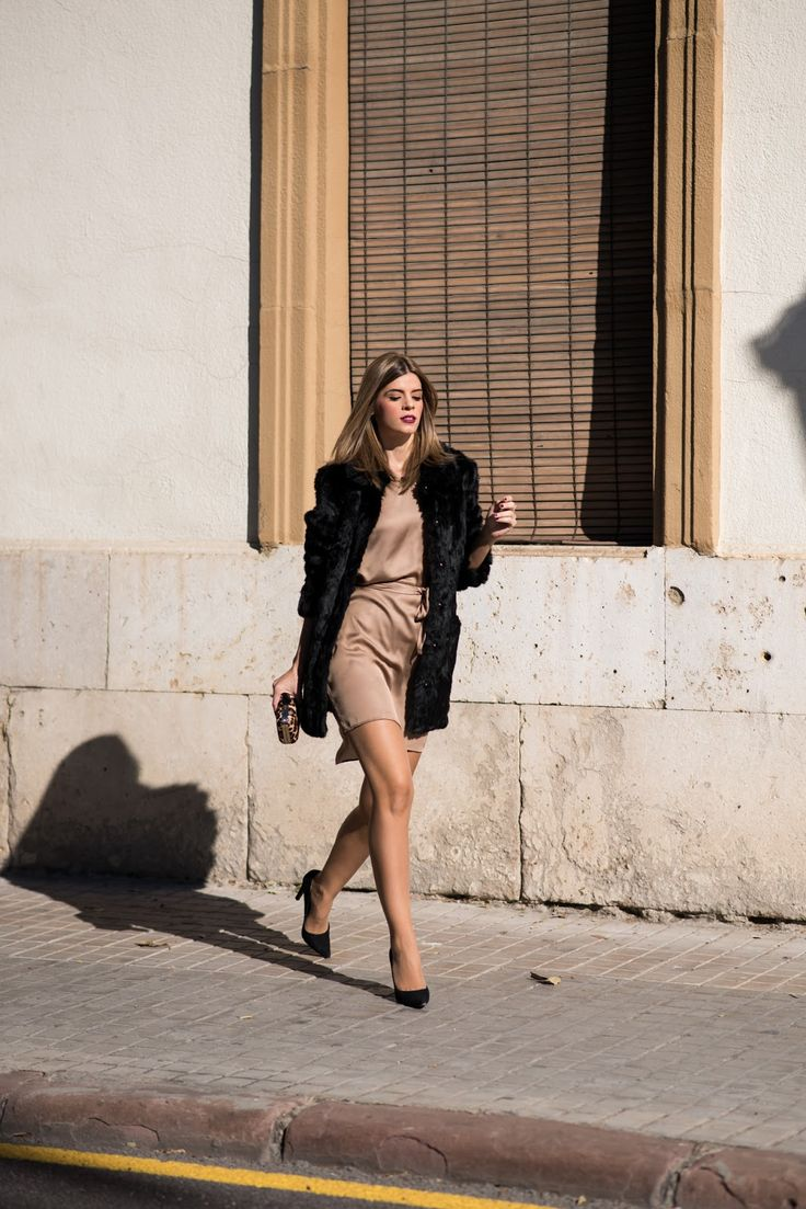Ms Treinta - Blog de moda y tendencias by Alba. - Fashion Blogger -: Christmas looks #tan #pantyhose