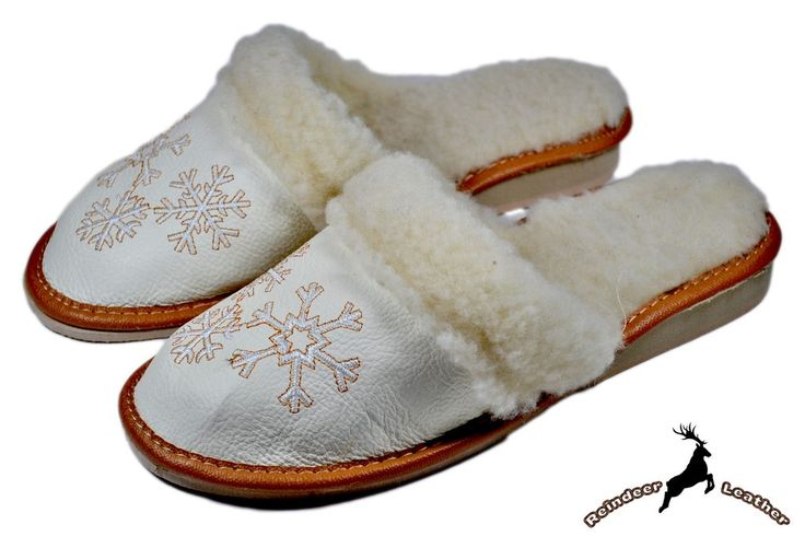 Barbara Snow Flake Supreme Slide