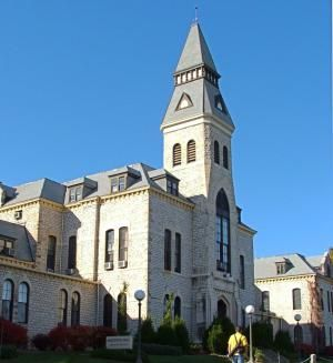 Learn About Kansas State University and What It Takes to Get In: Anderson Hall at Kansas State University