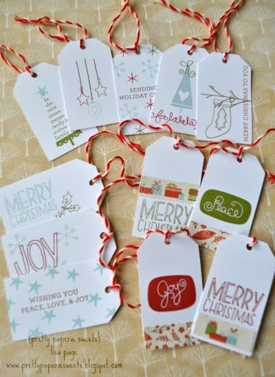 pretty paperie sweets: All things Holiday! ~ Seasonal Blog Hop