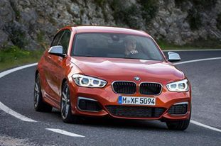 #CarReview - #BMW's facelifted M135i has more Power, Sharper Looks and New Technology.  http://bit.ly/1Cokyq4