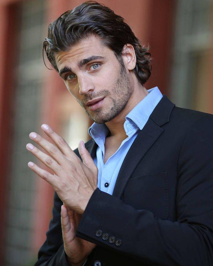 Mario Ermito, Men's Fashion, Style, Clothing, Male Model, Beautiful Man, Guy, Handsome, Hot, Sexy, Eye Candy, Suits, Jacket メンズファッション 男性モデル スーツ ジャケット