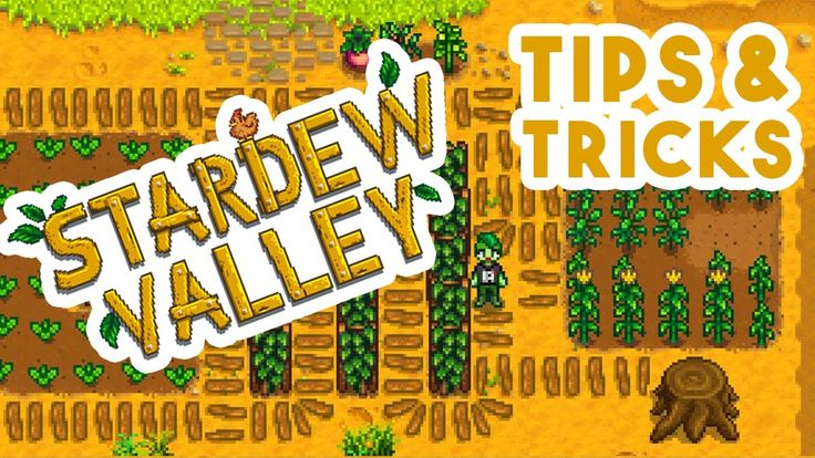 cool - Stardew Valley  Tutorial  Money Making Tips & Tricks Guide  Get rich in your first year!