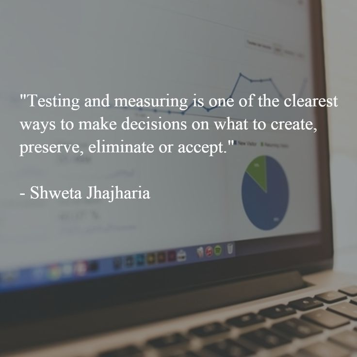 If you can't measure it, it's almost impossible to track your progress. #MotivationalMonday