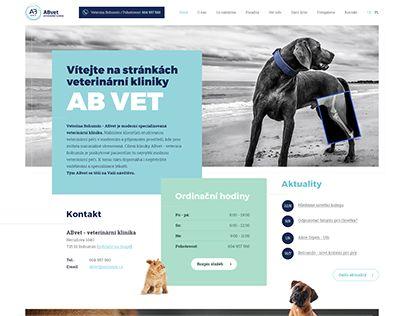 "Check out new work on my @Behance portfolio: ""AB Vet"" http://be.net/gallery/42646491/AB-Vet"