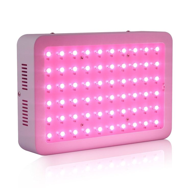 Fabulous Roleadro LED grow light full spectrum W for plants