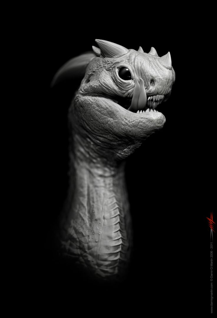Dragon design 38 by damir-g-martin.deviantart.com