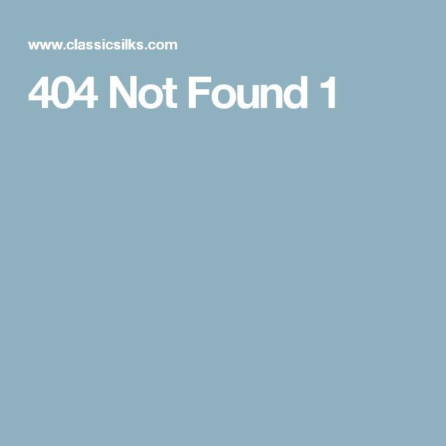 404 Not Found 1