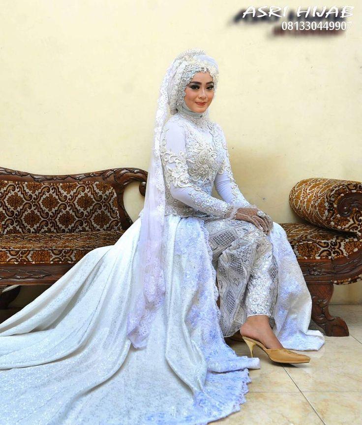 "229 Suka, 1 Komentar - ASRI HIJAB (@asri_hijab_wedding_organizer) di Instagram: ""ASRI HIJAB RIAS PENGANTIN KHUSUS HIJAB,  SPESIALIS MAKE UP NO CUKUR ALIS DGN PERIAS2 WANITA TULEN…"""