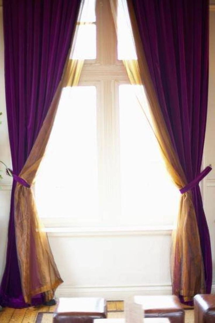 1000 Ideas About Layered Curtains On Pinterest Curtains
