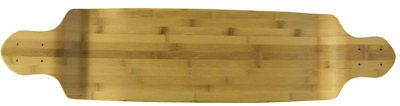 Decks 165944: Bamboo Drop Down Longboard Skateboard Deck 9.75 X 41.25 Lowrider -> BUY IT NOW ONLY: $43.95 on eBay!
