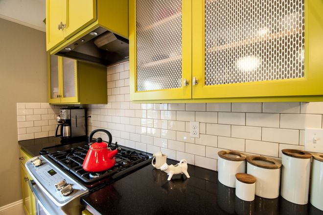 Image Result For Green Kitchen Cabinets