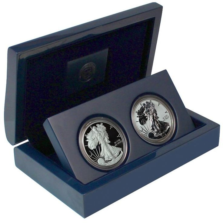 68 Best Pcgs Proof Silver Eagles Images On Pinterest
