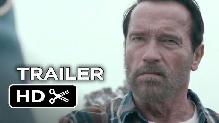 Maggie Official Trailer #1 (2015) - Arnold Schwarzenegger, Abigail Bresl...