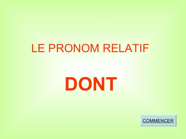 63 best les pronoms relatifs images on pinterest french grammar french people and learn french. Black Bedroom Furniture Sets. Home Design Ideas