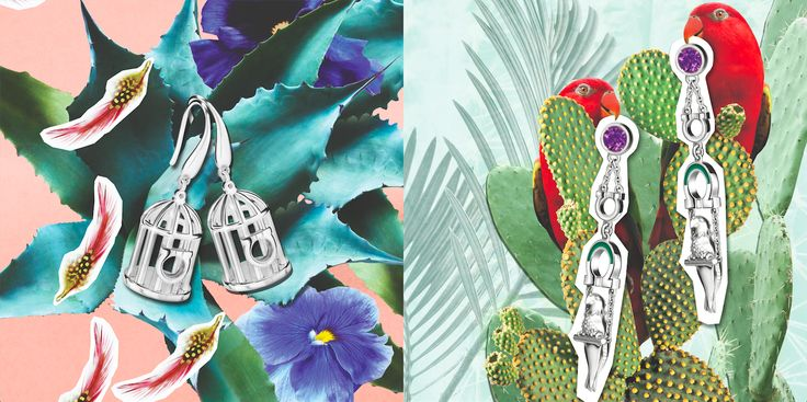Ferragamo's Latest Jewelry Collection Wants You to Put a Bird On It http://ift.tt/1S2X2Zh #ELLE #Fashion