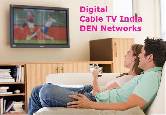 digital cable tv technology - DEN Networks