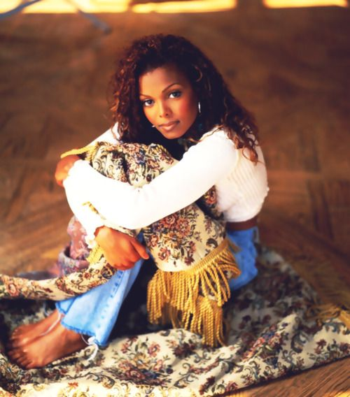 Janet Jackson have loved her music since I was 14 years old. She is still a beauty.