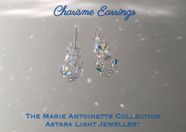 Need some sparkle in your life? ✨Charisme Earrings are the perfect adornment ✨ Designed and created by Astara Light Jewellery ✨ $44.00