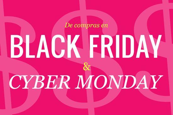 Aprovecha las ofertas de Black Friday y Cyber Monday 2013 desde México