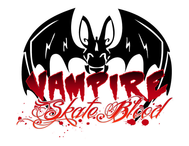 Vampire Skate Blood
