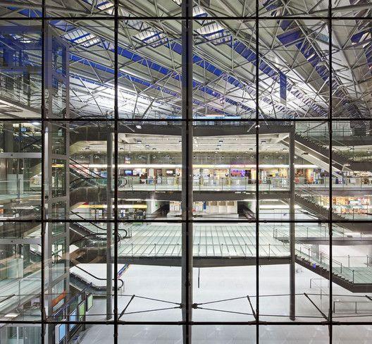 Flashback: Cologne Bonn Airport,Courtesy of murphy/jahn