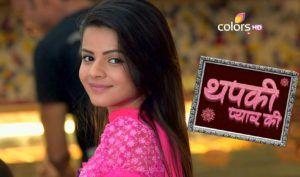 Thapki Pyar Ki 27th October 2016 full Episode of Colors TV drama serial Thapki Pyar Ki complete