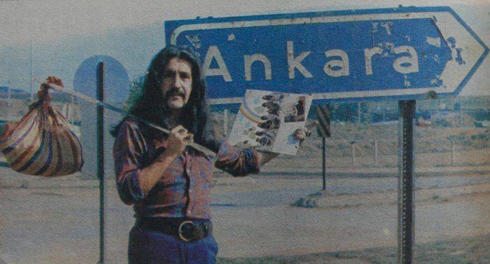 Ankara yolunda Barış Manço #istanlook