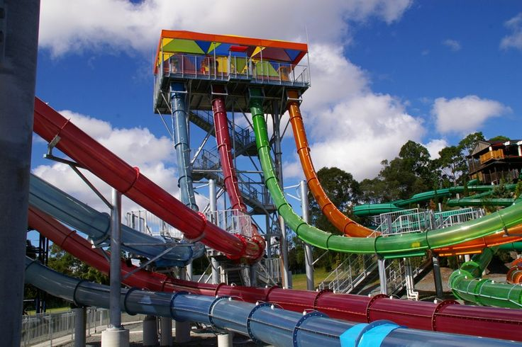 Need a family-of-four water slide and #hotel room? Wet 'n' Wild Water World on the #GoldCoast #Australia can take care of the first part. We'll take care of the rest!