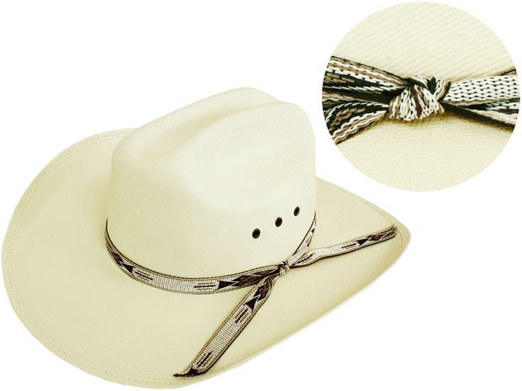 Chapéu em Lona Eldorado Company Júnior Banda A    Chapéu Eldorado feito em Lona de alta qualidade e elástico na parte interna, proporcionando assim um melhor ajuste a cabeça. Copa lisa, rebite vazado para ventilação e banda em fita. A moda country infantil masculina e feminina ganha destaque nas Lojas Cowboys. Escolha a que mais combina com seu Cowboy ou sua Cowgirl.